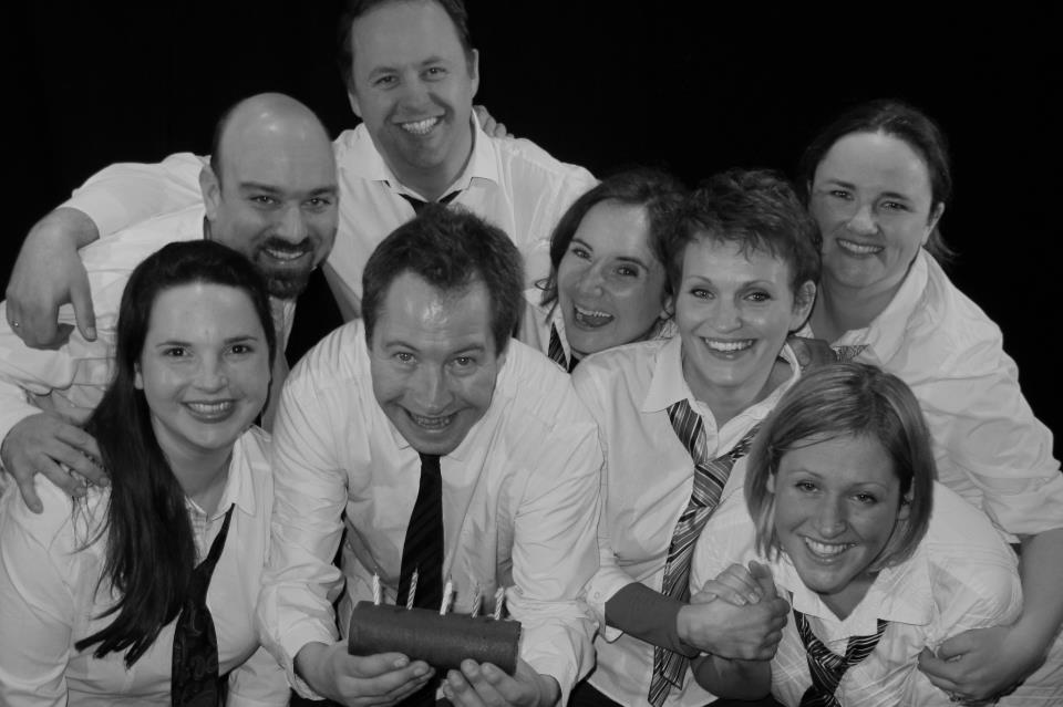 Choke Comedy celebrate 10 years