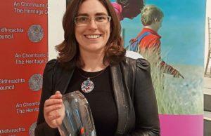 Historian Sharon Slater