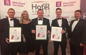 Limerick Strand Irish Hotel Awards 2018