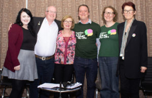 Limerick Together for Yes launch
