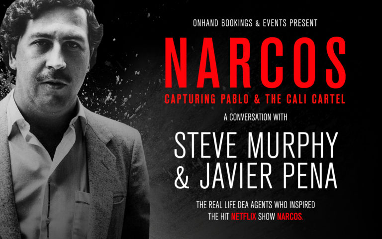 Narcos: Capturing Pablo & the Cali Cartel