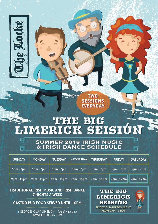 big Limerick seisiun