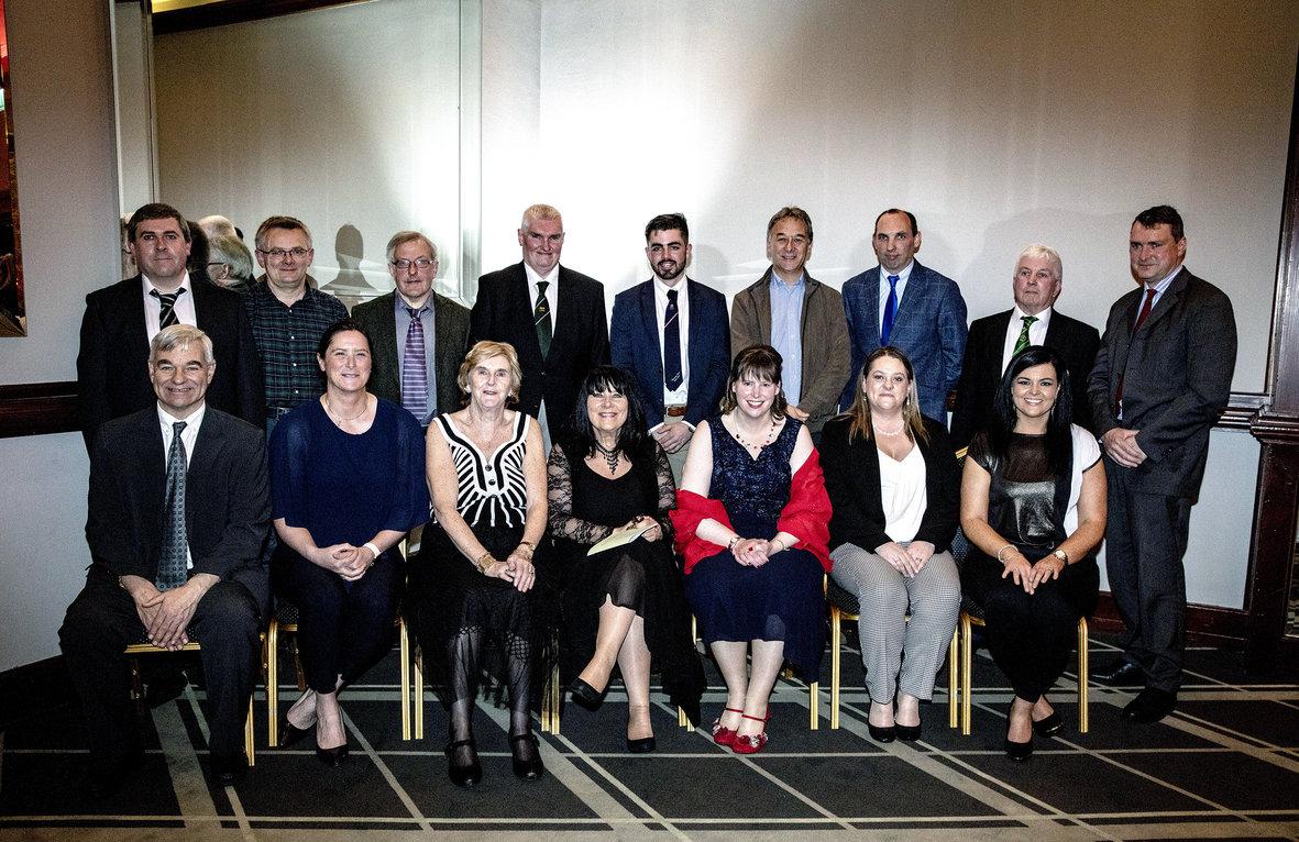 Anthony Foley Junior Sport Leader Award 2018