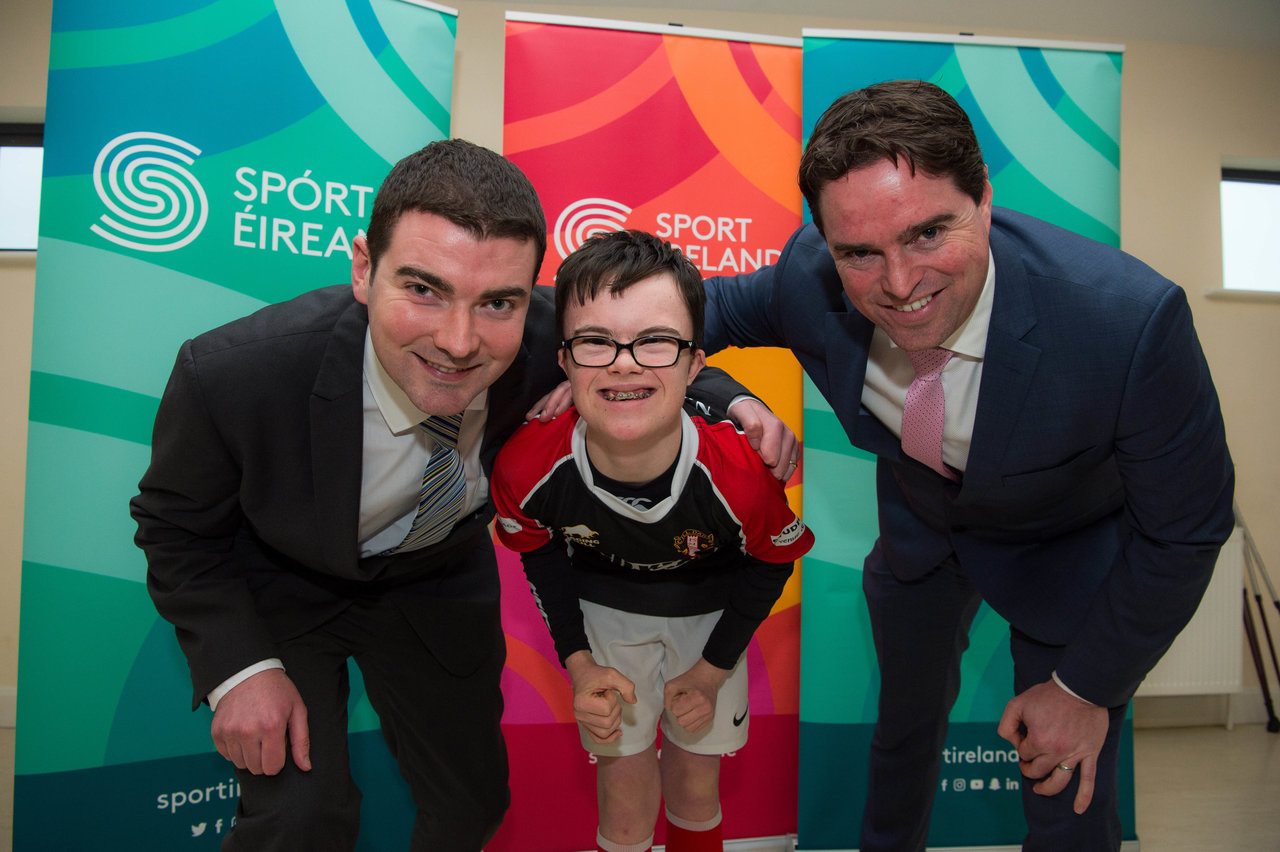 Limerick Sports Partnership Sports