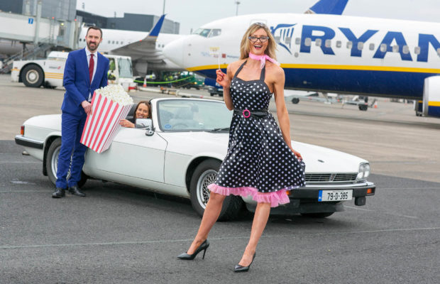 Shannon Airport Retro Drive-in