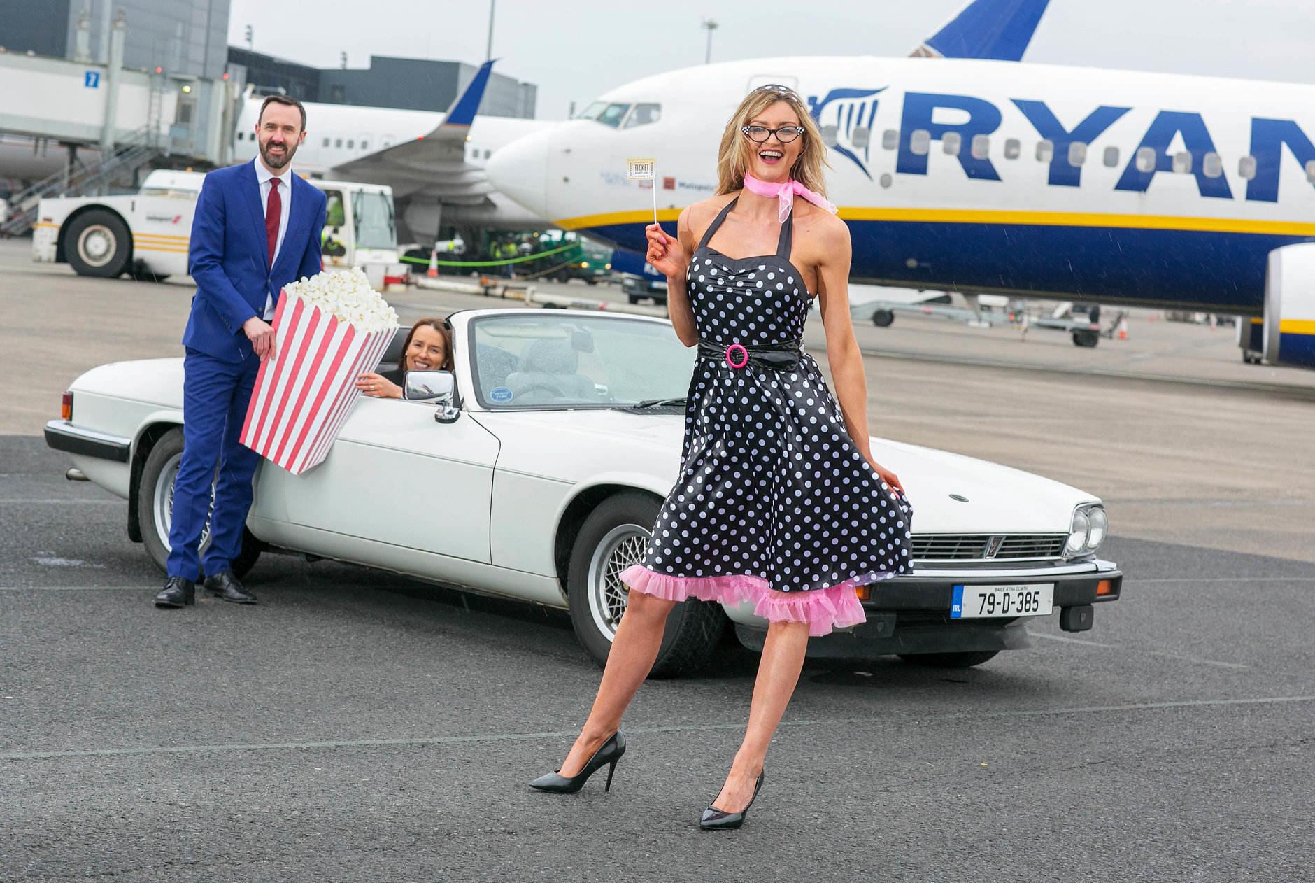 Shannon Airport Retro Drive-in