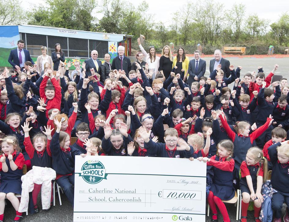 Caherline National School