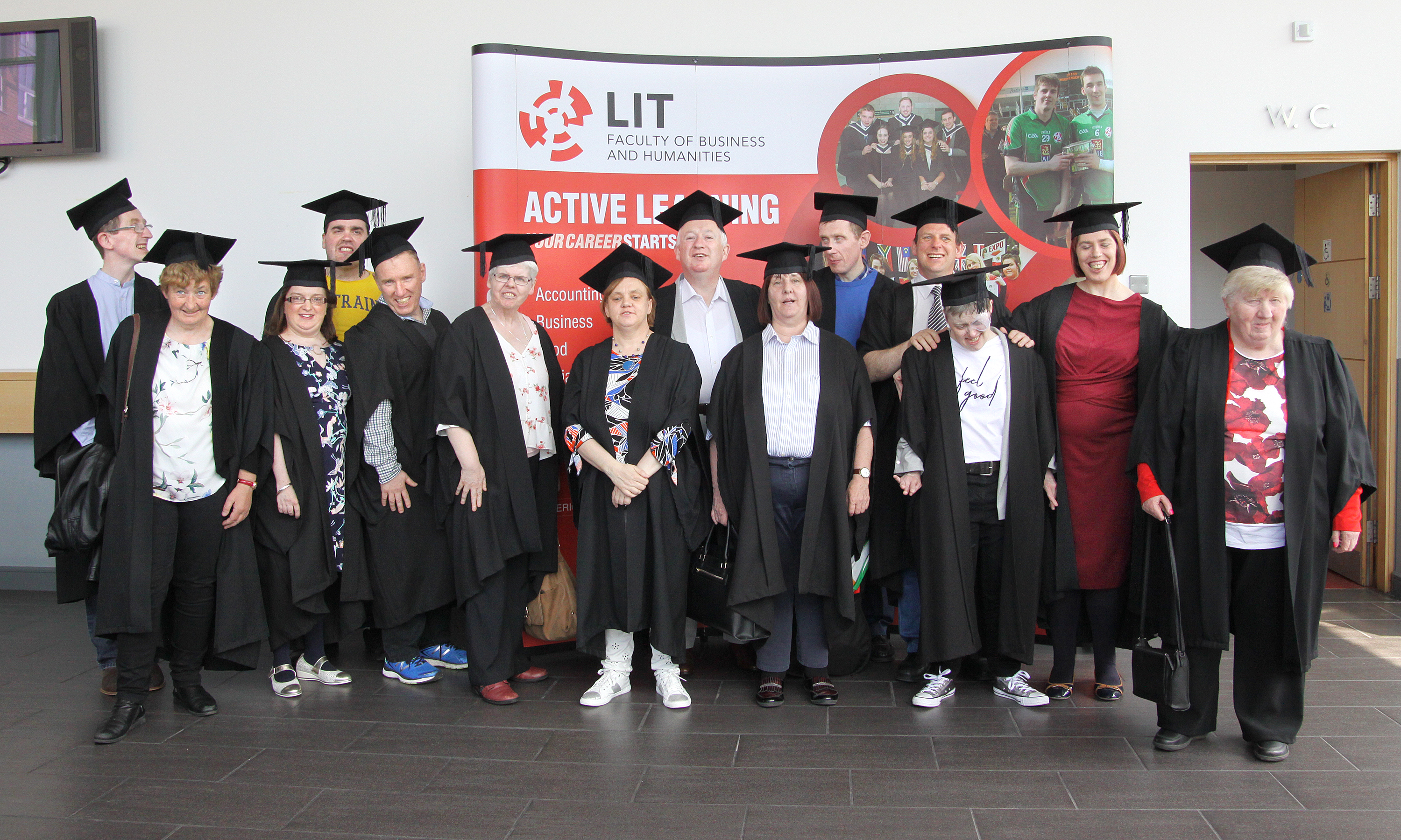LIT Leadership and Advocacy programme 2018