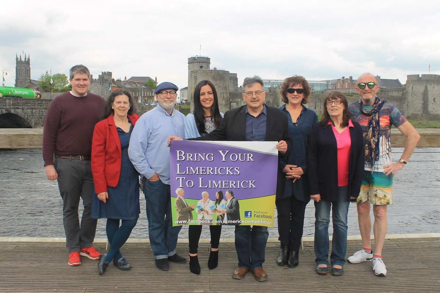 Bring Your Limericks to Limerick 2018 Festival