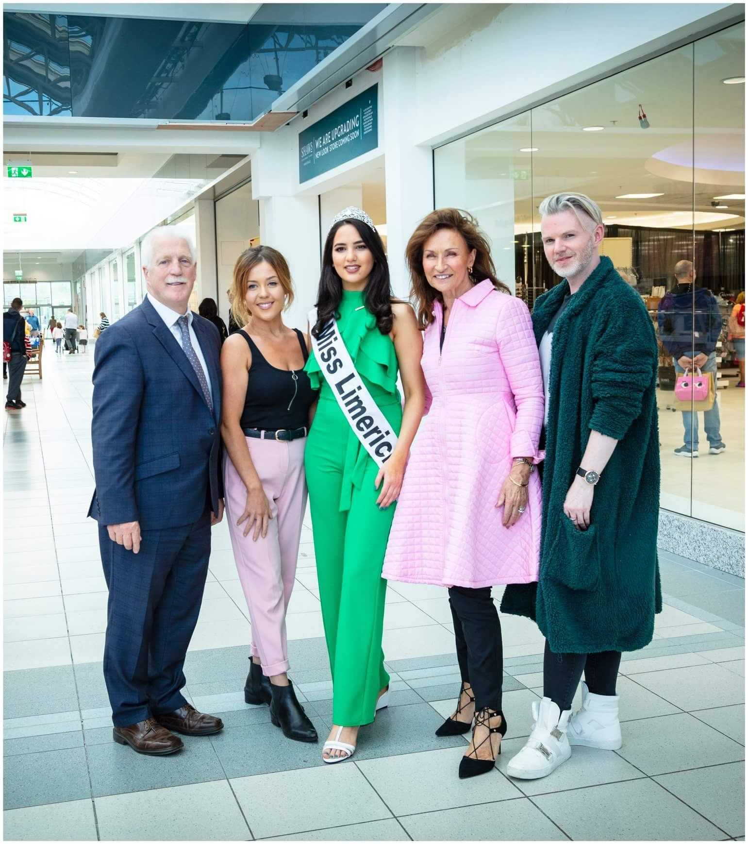 Miss Limerick launch 2018