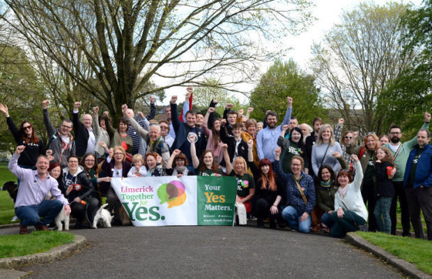 Limerick Together for Yes Ormston House