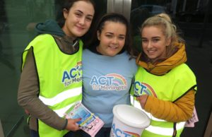 ACT for Meningitis Street Collection