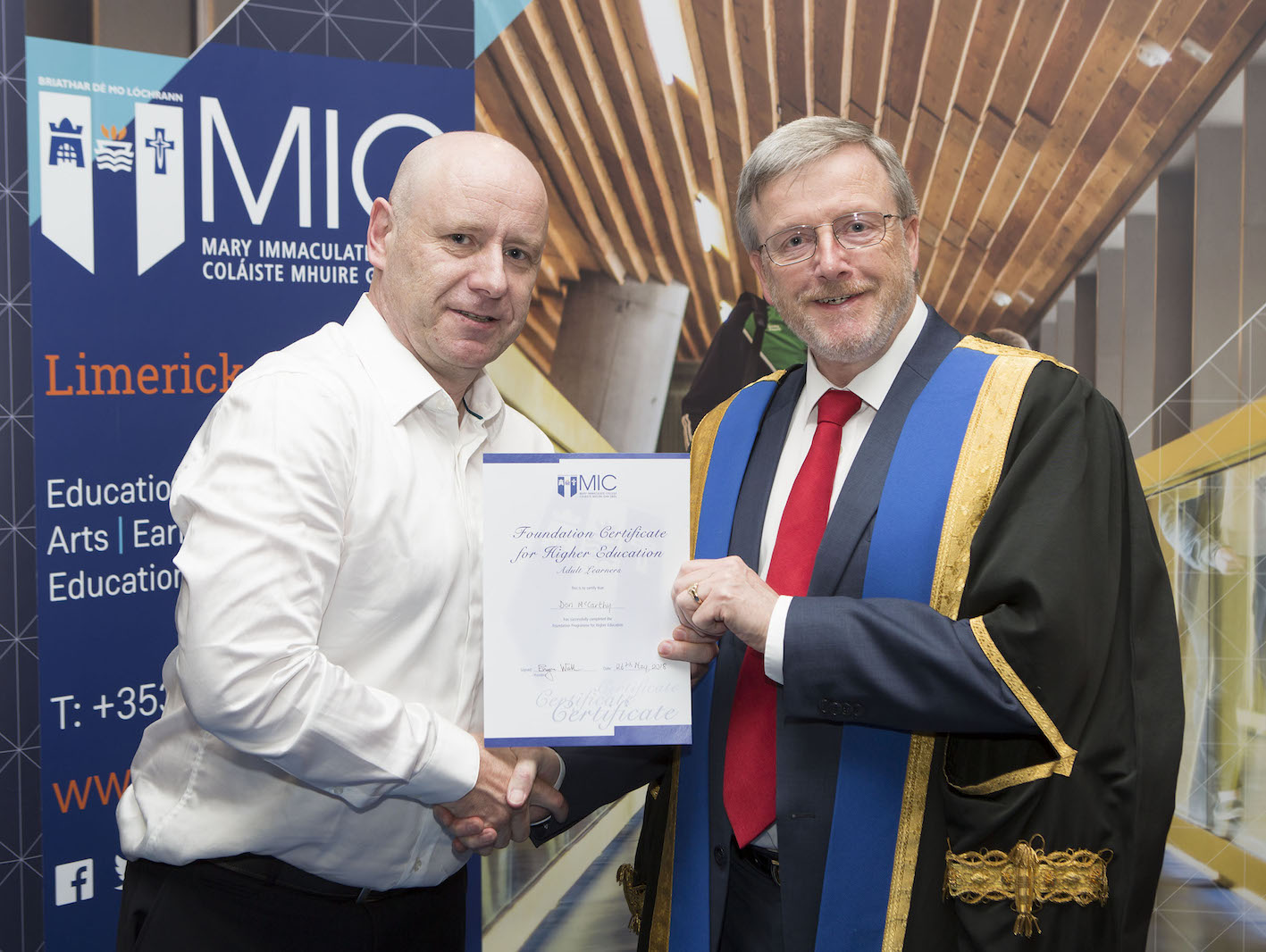 MIC Adult Education Awards 2018