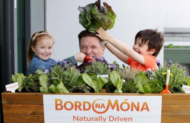Bord na Mona visit Limerick