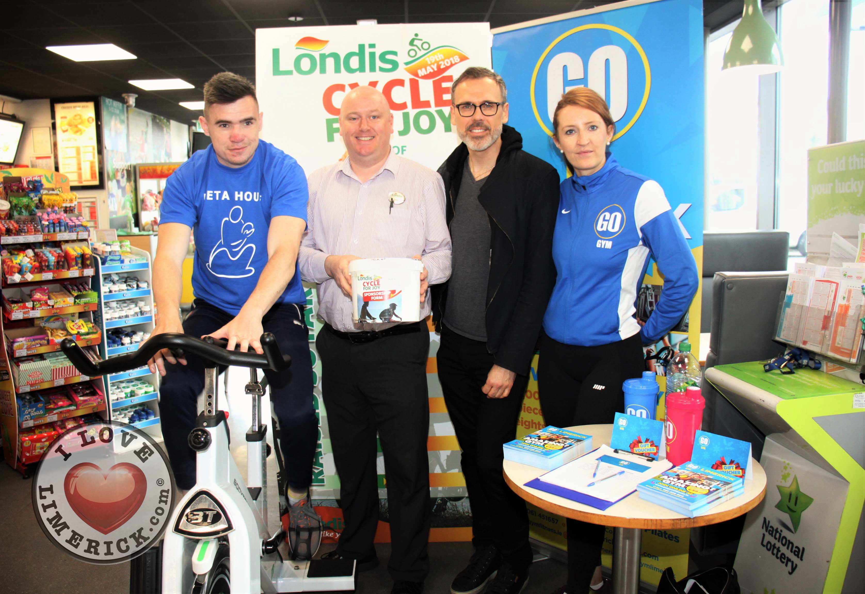 Cycle For Joy