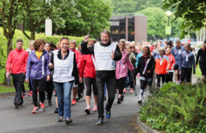 third Milford Hospice Memorial Walk