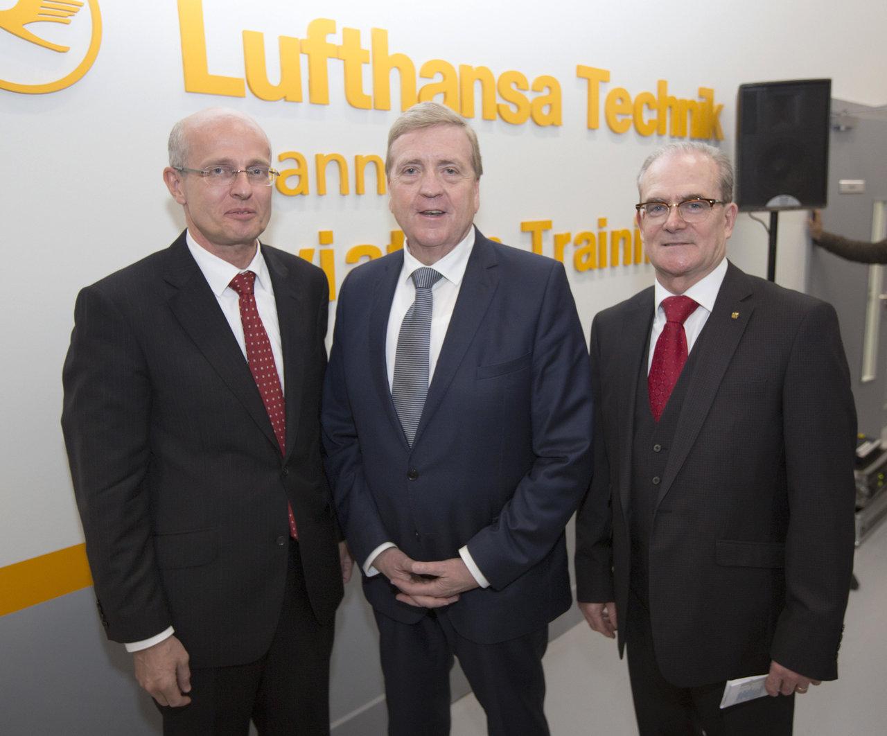Lufthansa Technik Shannon