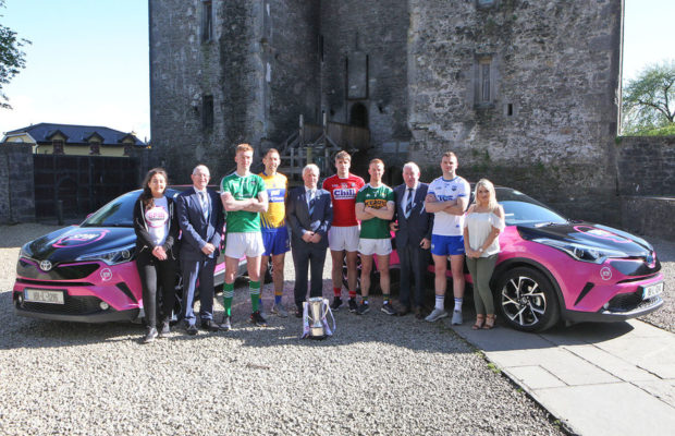 SPIN South West Munster GAA partnership