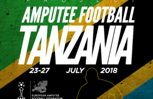 Project Amputee Football Tanzania