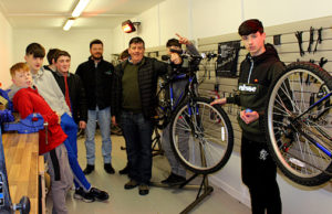 Limerick Youth Service National Bike Week