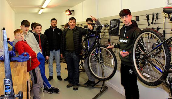 Limerick Youth Service National Bike Week