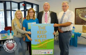 coffee morning in aid of keep kate walking