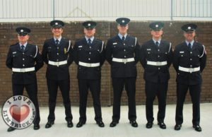 New Fire Recruits Passing Out Ceremony
