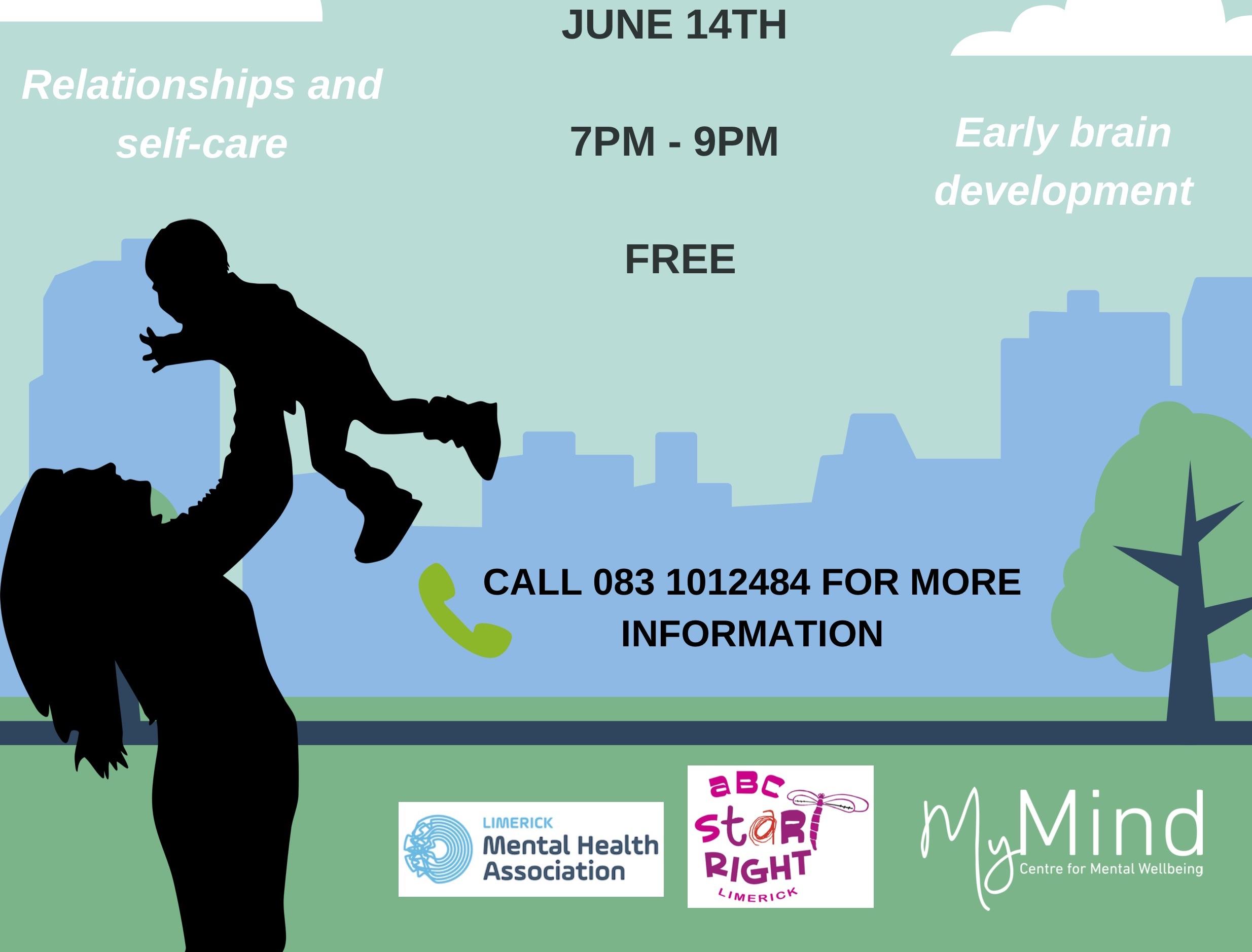Mum Child Mental Health Talk