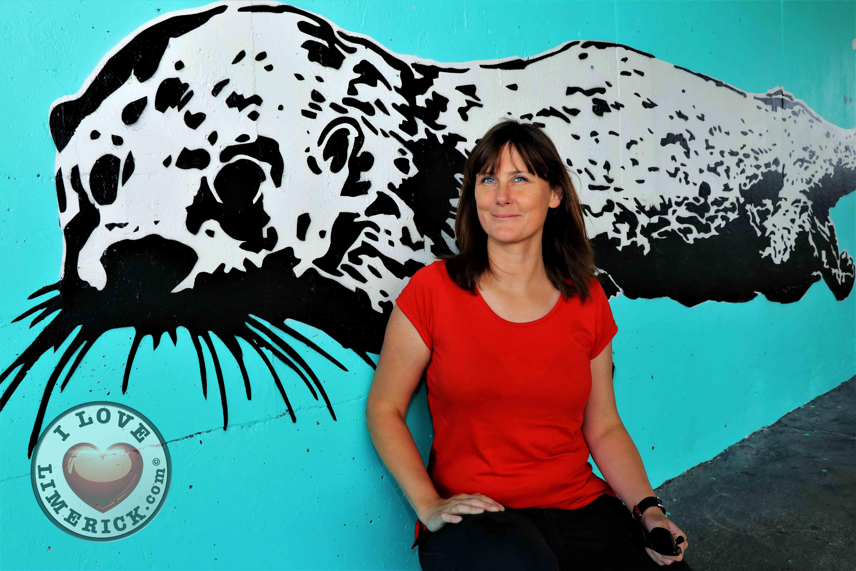 Otter Street Art