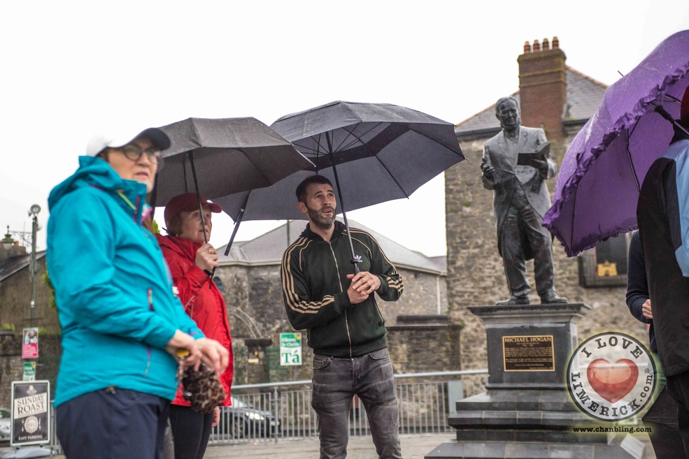Limerick Walking Tours
