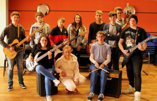 Limerick Summer Creative Arts Music Programme