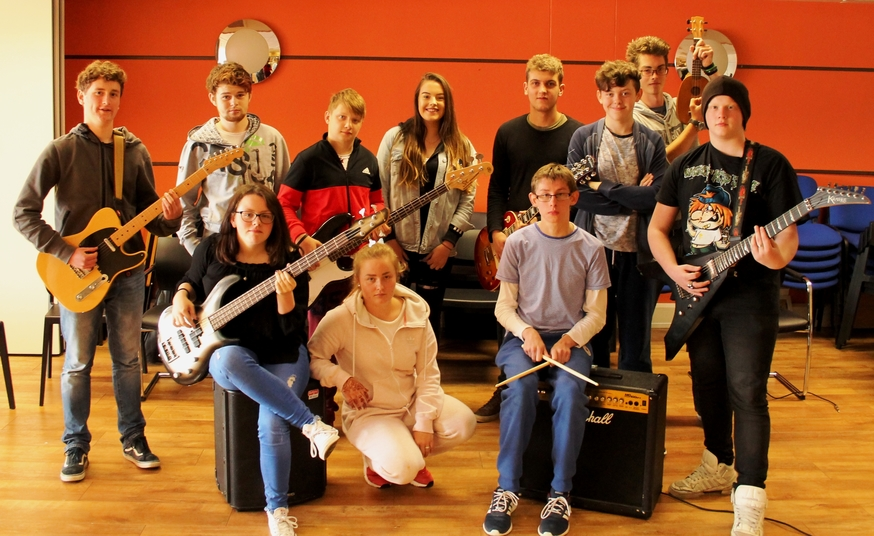 Limerick Summer Creative Arts Music Programme