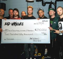 Band Bad Wolves