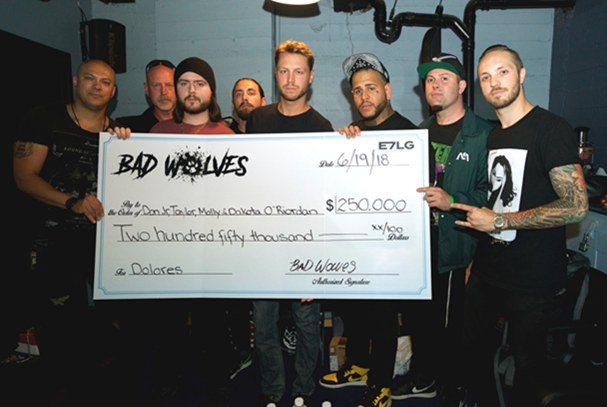 Band Bad Wolves