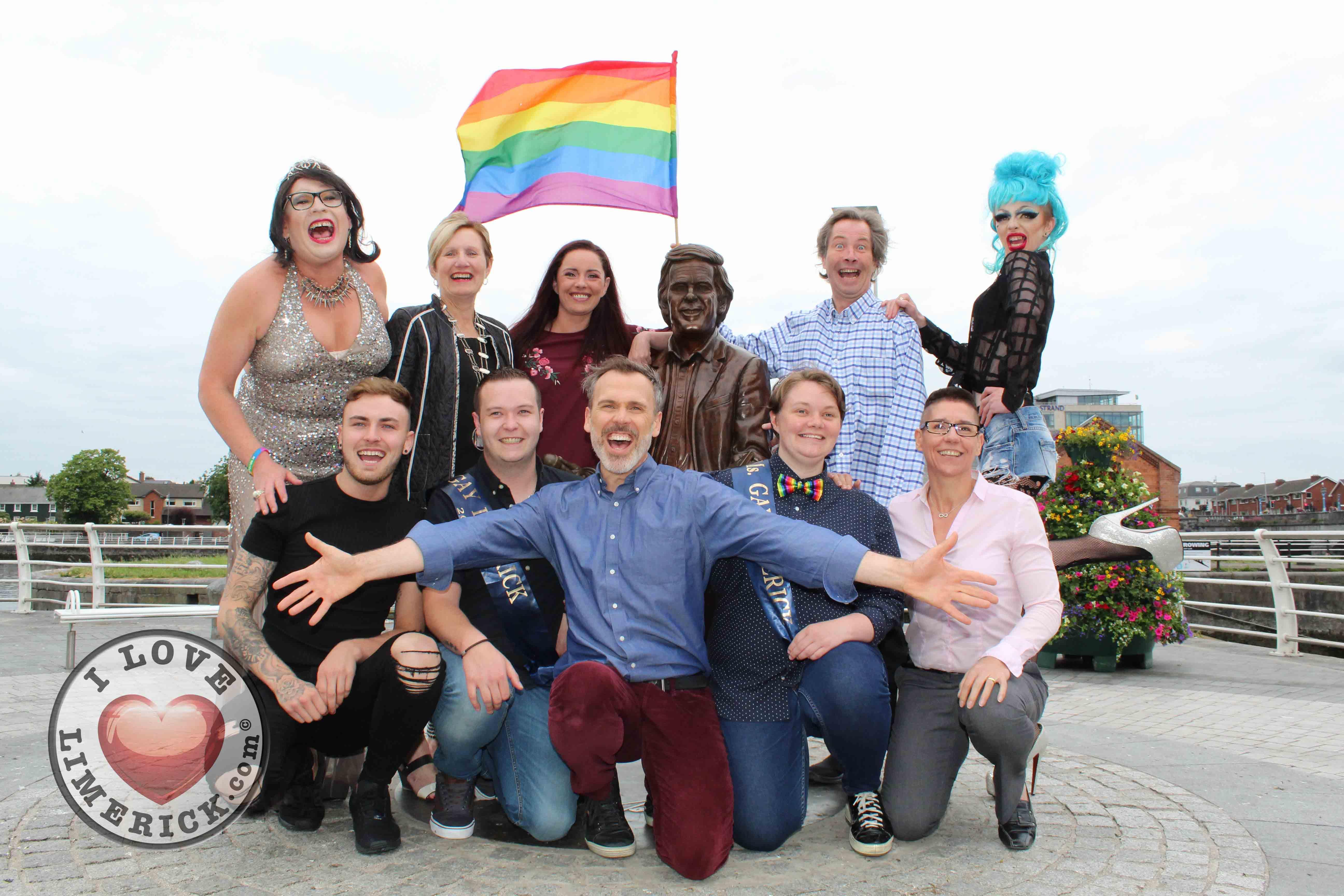 Limerick LGBTQ Pride Festival 2018