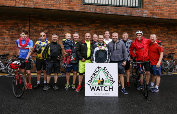 Charity Cycle Limerick to Ballybunion 2018