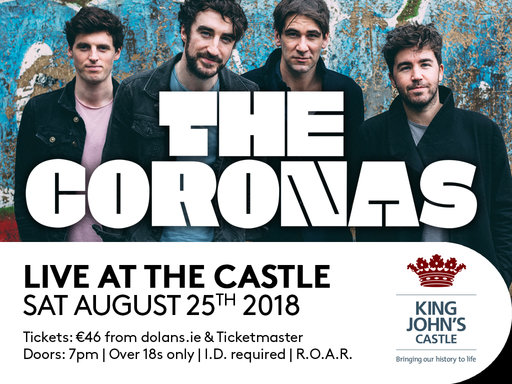 The Coronas return