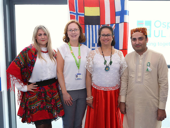 Inaugural UL Hospitals Group Multicultural
