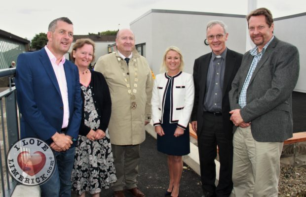 Thomond Primary School new extension