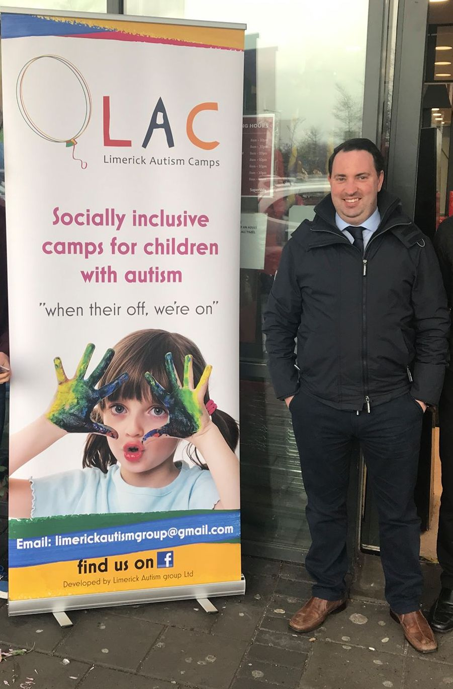 BNest helped Limerick Autism Group