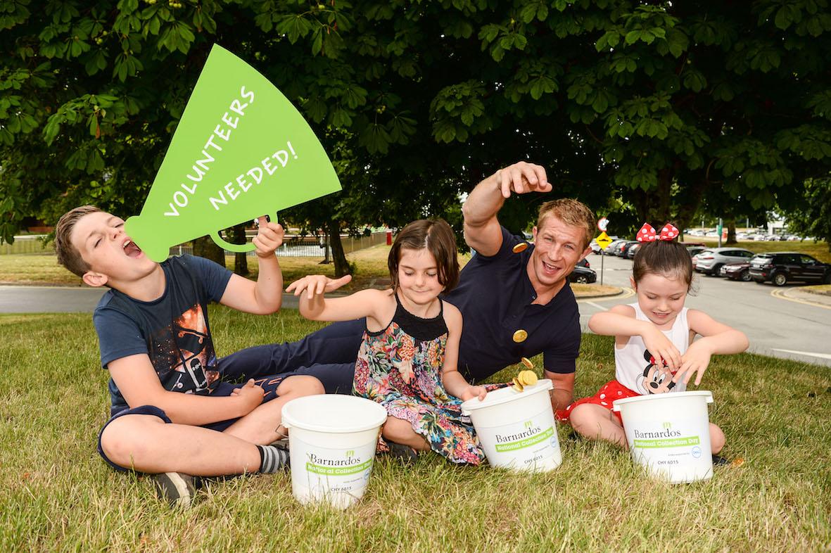 Barnardos Limerick Volunteer