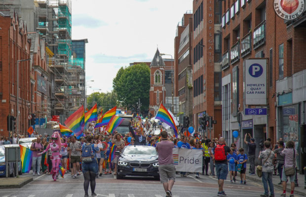 Limerick Pride Parade 2018