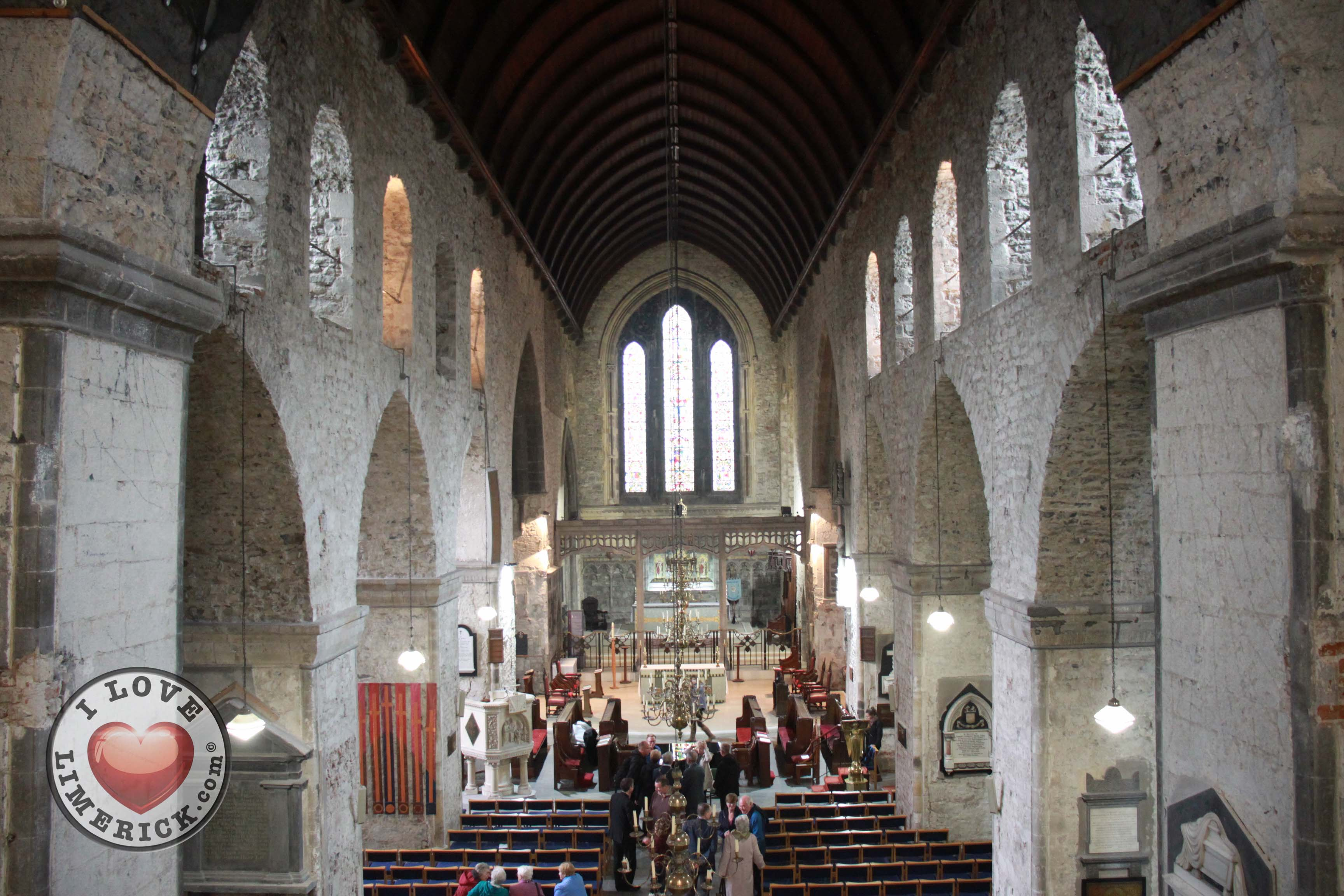Choir of Kings College Cambridge