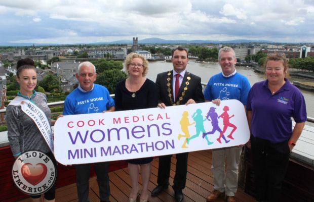 Cook Medical Limerick Womens Mini Marathon 2018
