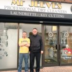 Mr. Jeeves Dry Cleaners