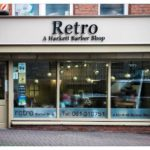 Retro A. Hackett Barbers