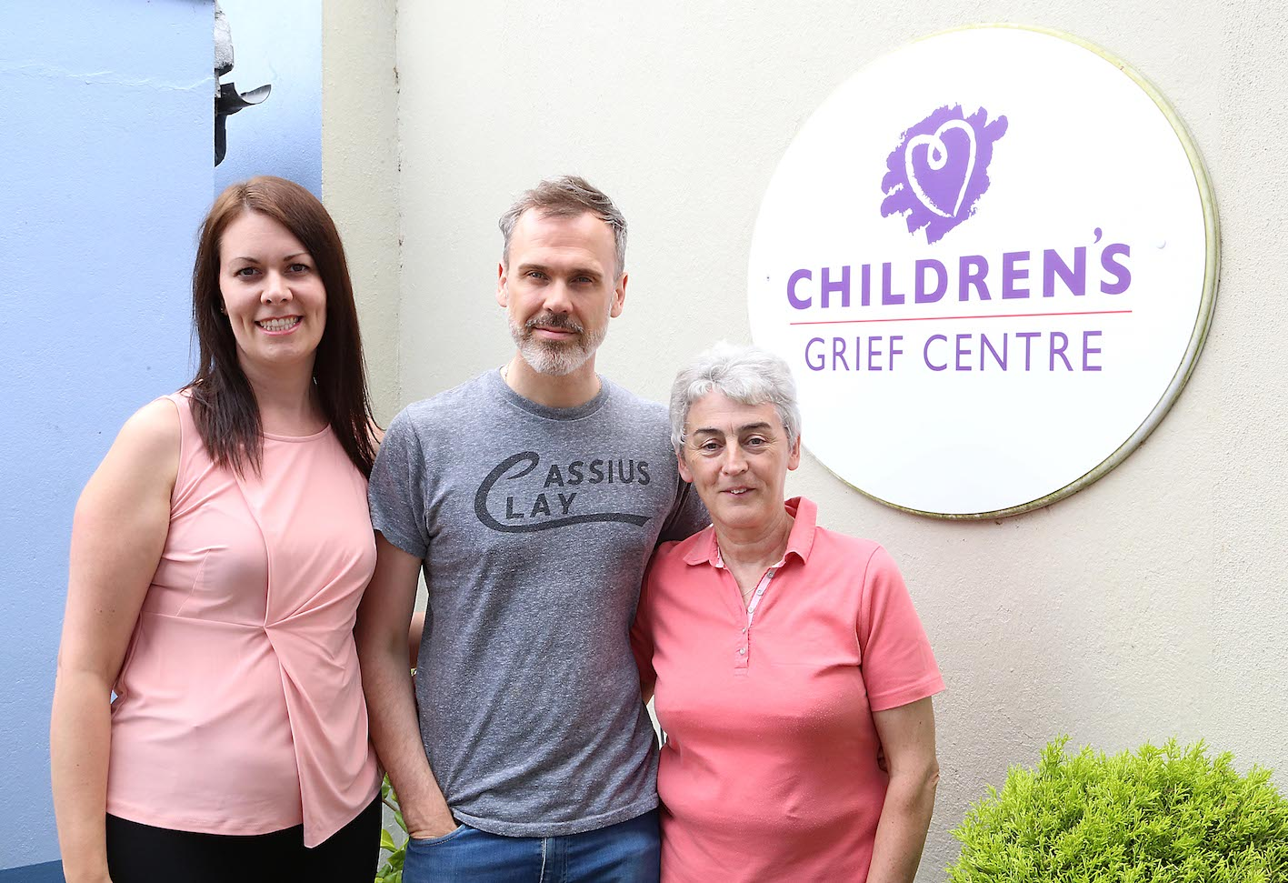 Childrens Grief Centre funding
