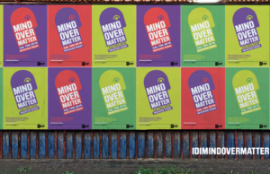 Mind Over Matter Business Launch in aid of mental health awareness