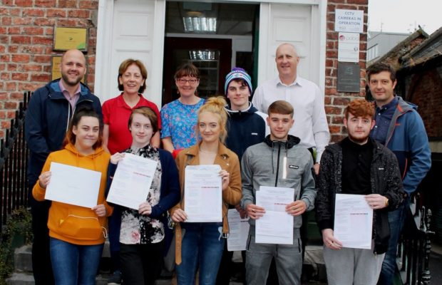 Limerick Youth Service Leaving Cert Applied