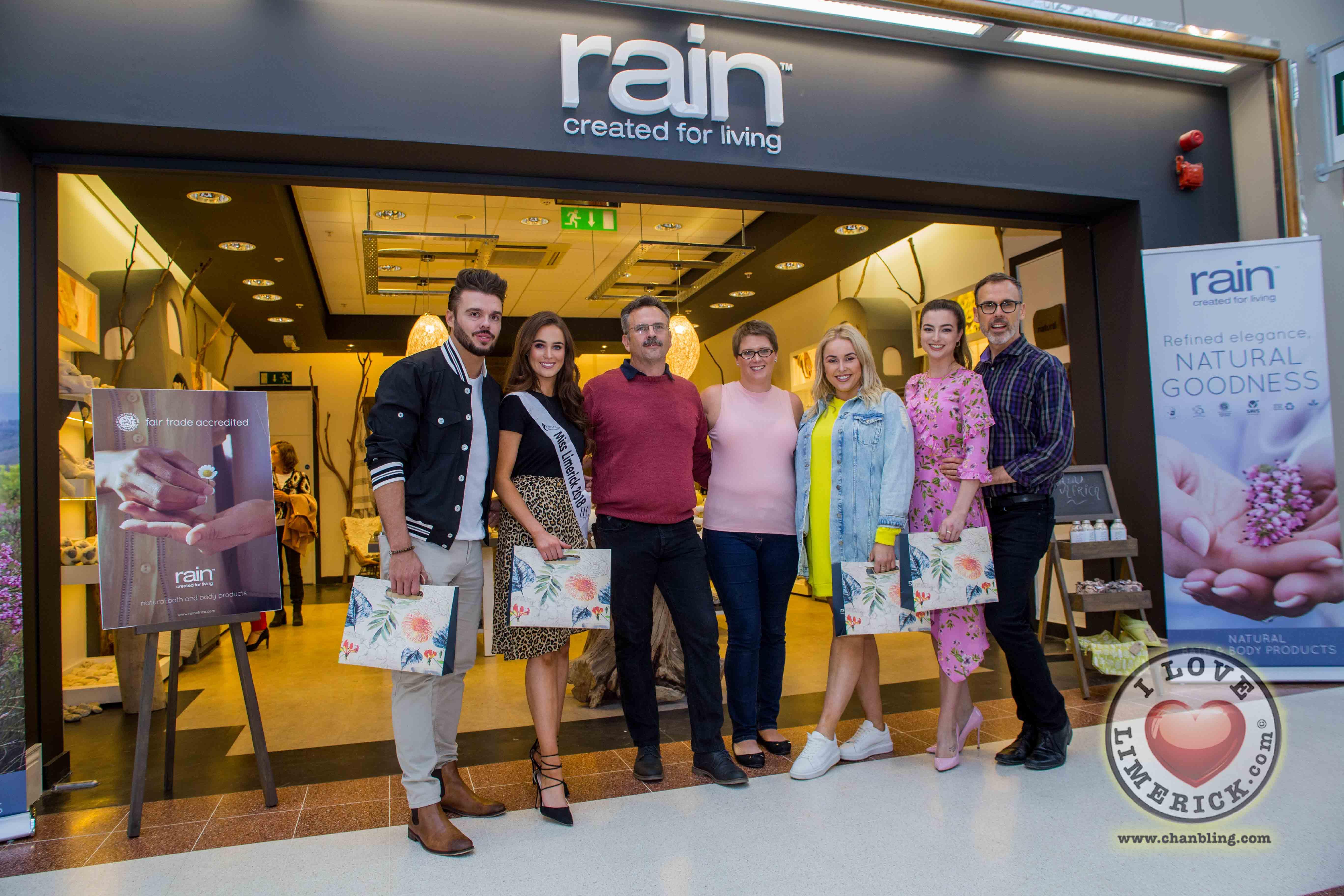 Rain Africa Ireland